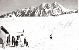 Leysin Skilift Du Corbelet Et Chamossaire / Animée - VD Vaud