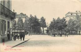Bruxelles - Edit. Sugg N° 81 - Place Rouppe - Avenues, Boulevards