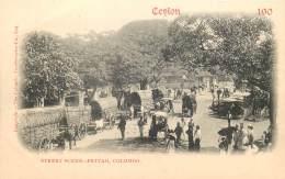 Sri Lanka - Ceylon - Colombo - Pettah - Street Scene - Sri Lanka (Ceylon)