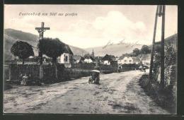 CPA Lautenbach, Vue Générale Von Bühl Aus - Frankrijk