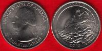 """USA Quarter (1/4 Dollar) 2012 P Mint """"Acadia"""" UNC - Émissions Fédérales"""