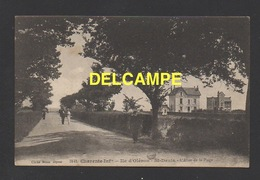 DF / 17 CHARENTE MARITIME / ILE D' OLÉRON / SAINT-DENIS / L'ALLÉE DE LA PLAGE / ANIMÉE - Ile D'Oléron