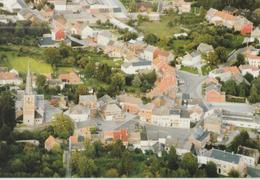Nalinnes - Jolie Vue Aérienne Du Centre De La Commune - Ham-sur-Heure-Nalinnes