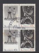Australia 1991 150th Anniversary Of Photography In Australia - Block 4 Used