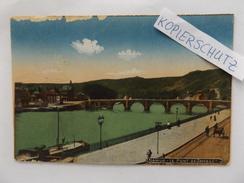 Namur, Le Pont De Jambes, Feldpost, Gel. 1916 - Namur