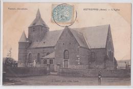 AUTREPPES (Aisne) - L'Eglise - Andere Gemeenten
