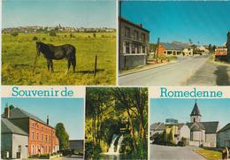 Romedenne - Souvenir De ... - Carte Postale 5 Vues - Philippeville