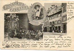 67   STRASBOURG        Brasserie Du Pêcheur - Strasbourg