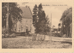 Jollain-Merlin - Château De Merlin ( 1160 ) - Brunehaut