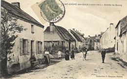 ST- SAINT - ANDRÉ-DES-EAUX  Entrée Du Bourg  25 - Otros Municipios