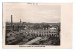 (54) 467, Baccarat, Cliché Antoine, Batiment Des Tailleries-Cristalleries - Baccarat
