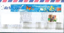 C120- Australia To Pakistan. Butterfly, Fish, Birds & See Life. - Australia