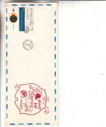 Nations Unies - New York - Entier Postal FDC Avion De 1975 - - Lettres & Documents