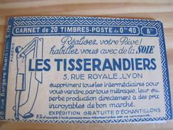 CARNET DE 20T COLONIE ALGERIE 170-ALGERIE -A ** TTB - Nuovi