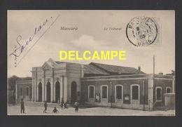 DD / ALGERIE / MASCARA / LE TRIBUNAL / CIRCULÉE EN 1906