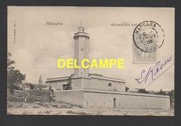 DD / ALGERIE / MASCARA / LA MOSQUÉE SIDI ABD-EL-KADER / CIRCULÉE EN 1906