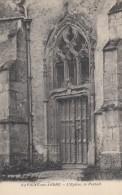 CPA - Savigny Sur Ardre - L'église - Le Portail - Other Municipalities