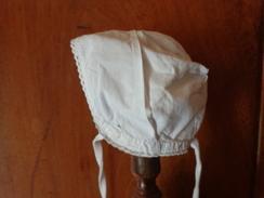 Coiffe  Ancienne A Restaurer-1747 - 1900-1940