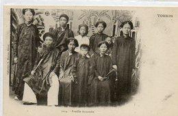 Asie       Famille Annamite - Vietnam