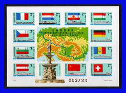 1977 - Hungria - Sc. B 128 B -  Sin Dentar - MNH - Valor Catalogo 90 € - HU-049