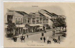 Tonkin             HANOI          Rue Paul Bert - Vietnam