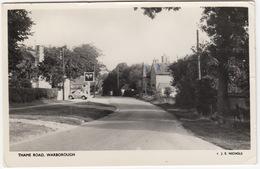Warborough: MORRIS MINOR  - Thame Road - (England) - Passenger Cars