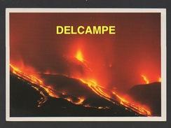 DF / VOLCANS / ITALIE / SICILE / ETNA / ERUPTION DE 1986 - 87 - Cartes Postales
