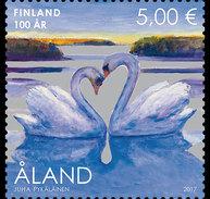 Aland - Postfris / MNH - 100 Years Finland 2017