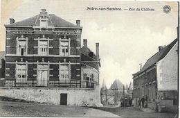 Solre-sur-Sambre NA1: Rue Du Château 1924 - Erquelinnes