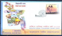 C193- Bangladesh 2005 South Asia Tourism Year. - Bangladesh