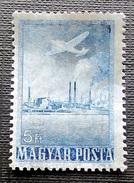 1955 - Hungria - Sc. C 167 - Valor De Catalogo 35 € - MNH - HU- - 05