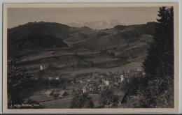Bühler Appenzell - Generalansicht - Photo: Hans Gross No. 4964 - AR Appenzell Rhodes-Extérieures