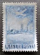 1955 - Hungria - Sc. C 167 - Valor De Catalogo 35 € - MNH - HU- - 04