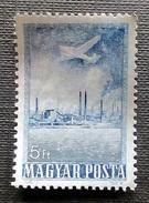 1955 - Hungria - Sc. C 167 - Valor De Catalogo 35 € - MNH - HU- - 02