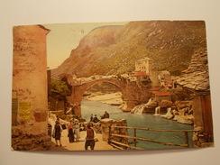 Carte Postale -  BOSNIE HERZEGOVINE - Mostar 1909 (38) - Bosnie-Herzegovine