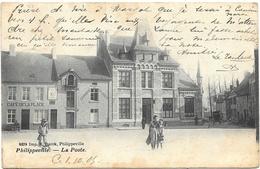Philippeville NA5: La Poste 1905 - Philippeville