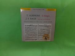 Disque Musidisc T Albinoni -js Bach - Vinyles