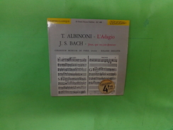 Disque Musidisc T Albinoni -js Bach - Vinyl Records
