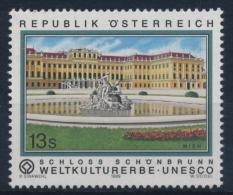 **Österreich Austria 1999 ANK 2308 Mi 2277 (1) UNESCO Castle Schönbrunn MNH - 1945-.... 2. Republik