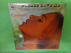 Disque Caravelli -please Love Me - Vinylplaten