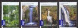 Australia SG3064-3067 2008 Waterfalls Set 4v Complete Unmounted Mint [3/2679/6D] - 2000-09 Elizabeth II