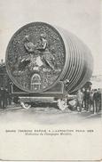 EPERNAY - Collection Du Champagne MERCIER - Grand Tonneau Exposé à L'Expo Paris 1889