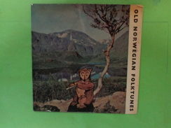 Disque Recto Verso The Bear Plays The Flute -old Norwegian Folktunes - 45 Rpm - Maxi-Single