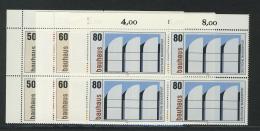 1164-66 Bauhaus 1983, E-Vbl O.l. Satz **