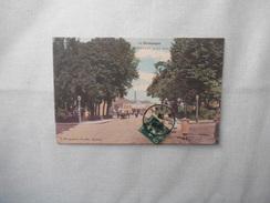 EPERNAY LA GARE 1908