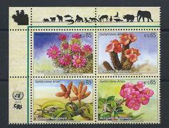 Nations-Unies (Vienne) N° 649/52** (MNH) 2010 - Espèces Florales Menacées D'extinction - Autres