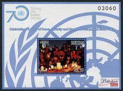 Bhutan 2015, 70th Anniversary Of The United Nation, BF