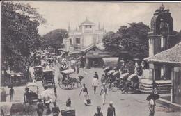 "SRI LANKA--CEYLON--COLOMBO--""skeen-photo--pousse-pousse"" -voir 2 Scans - Sri Lanka (Ceylon)"