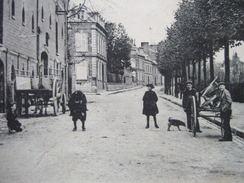 "60 - SAINT JUST - BOULEVARD HUAY - "" BELLE ANIMATION "" - - France"