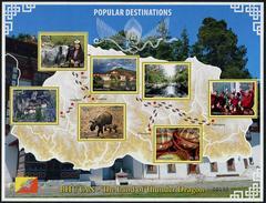 Bhutan 2016, Popular Destinations, Monasters, Animals, Bhuddish Monk's, 5val In BF